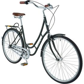 Viva Bikes Juliett Entry Femme, grey/green